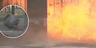 İstanbul güne bombalarla uyandı