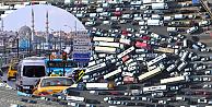 İstanbulun trafik sorunu Guardian gazetesinde