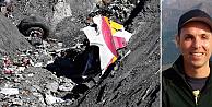 İşte, Alplere çakılan uçağın ikinci pilotunun hikayesi