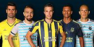 İşte Fenerbahçenin sezon formaları ve sponsoru