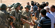 İşte son üç günde Suriyeden gelenlerin sayısı