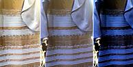 İşte sosyal medyayı sallayan o elbisenin rengi