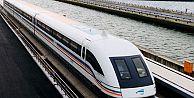 Japon tren Maglev hız rekorunu kırdı