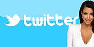 Kardashian istedi Twitter değiştiriyor!
