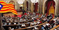 Katalan Meclisi referandum tasarısını kabul etti
