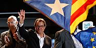Katalonya'da çoğunluk bağımsızlık yanlılarında
