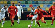 Kayserispor ile Fenerbahçe 1-1ini üzmedi