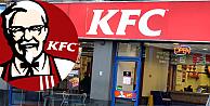 KFC fast food restoranında günah tartışması