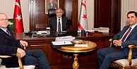 Kıbrısta Müzakerecilik görevi Özdil Namide