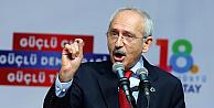 Kılıçdaroğlu: CHPyi, rakı sofralarında Türkiyeyi kurtaranlardan temizleyeceğim