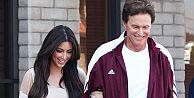 Kim Kardashianın üvey babası kadın oluyor!
