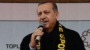 Erdoğan'dan 'çözüm süreci' vurgusu