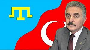 Kırım'a tek destek MHP'li Büyükataman'dan
