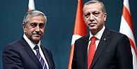 KKTC Cumhurbaşkanı Akıncı ilk ziyaretini Ankaraya yaptı