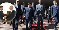 Koalisyon için CHP ile ilk temas gerçekleşti