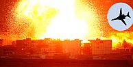 Kobani çevresi koalisyon uçakları tarafından bombaladı