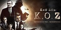 Kod adı K.O.Z. filmine bomba gibi gala!