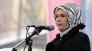Köşkün yeni First Ladysi Emine Erdoğan