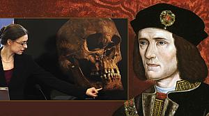 Kral 3. Richard'ın iskeleti bulundu