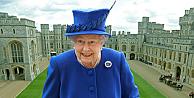 Kraliçe 2. Elizabethe grev şoku