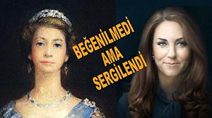 Kraliçe de beğenmedi, Kate de