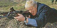 Londra Belediye Başkanı Boris Johnson IŞİD'e karşı