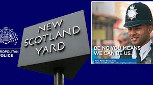 Londra Polis Teşkilatı 5 bin polis alacak