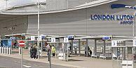 Londra Luton Havalimanı boşaltıldı