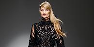 Bora Aksu'dan Londra Moda Haftası'nda 'Bülbül ve Gül' teması