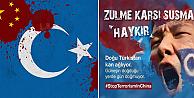 Çinin Uygurlara zulmü Londrada protesto edilecek