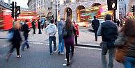 Londra'da halk kenti terkediyor!