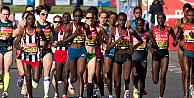 Londrada maraton heyecanı