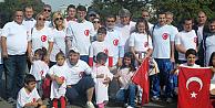 Londrada Türkler 'Sağlıklı Yaşam için yürüdü