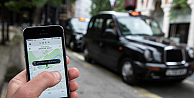 Londra'da UBER siyah taksi rekabet savaşı kızışıyor