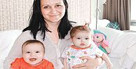 Makedonyalı bebeğe anne karaciğeri nakledildi