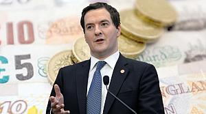 Maliye Bakanı Osborne'den yeni kesinti sinyali