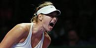 Maria Sharapova, Avustralya Açıkta ikinci turda