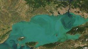 Marmara Denizinde korkutan hareketlilik