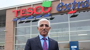 Marmarabirlik, Tesco ile İngiltere'de pazar büyüttü