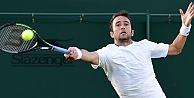 Marsel İlhan Wimbledonda gözünü üçüncü tura dikti
