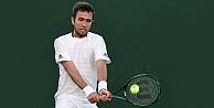 Marsel İlhan Wimbledonda ikinci turda