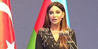 Mehriban Aliyeva, Bakü 2015 Avrupa Oyunlarının tanıtımını yaptı