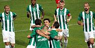 Mersin İdmanyurdu: 0 - Bursaspor: 5