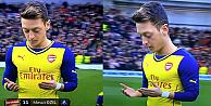 Mesut Özil duasız sahaya çıkmıyor