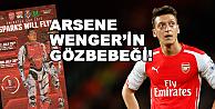 Mesut Özil, Emirates Cup'un afişinde