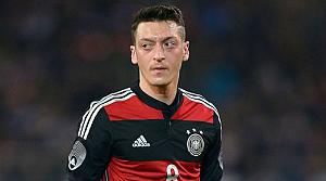 Mesut Özil'in hedefi Dünya Kupası