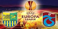 Metalist Kharkiv-Trabzonspor maçının saati belli oldu