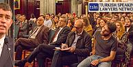 Metin Feyzioğlu, Londrada 'Hukukçulara seslendi