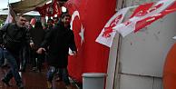 MHP seçim bürosuna silahlı saldırı