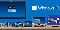 Microsoft Windows 10 görücüye çıktı